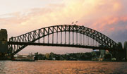 Sydney Harbour Bridge, Australia (New South Wales)